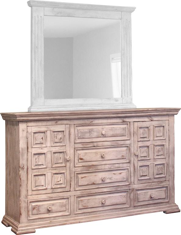 International Furniture Direct Accessories Mirror