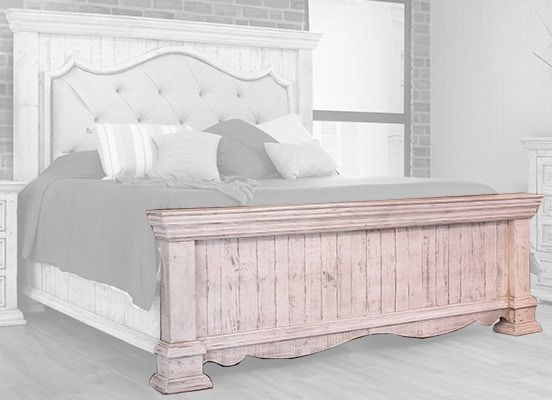 Delicieux International Furniture Direct 5/0 Footboard IFD1024FTBD Q