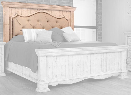 Etonnant International Furniture Direct 5/0 Headboard IFD1024HDBD Q