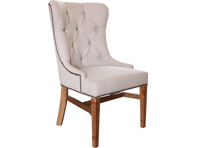International Furniture Direct Dining Room Upholstered Chair