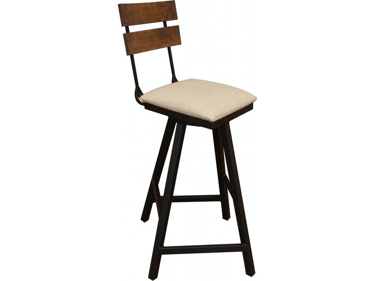 International Furniture Direct Bar And Room 30 Swivel Barstool Ifd3600bst30 At Sawmill Inc