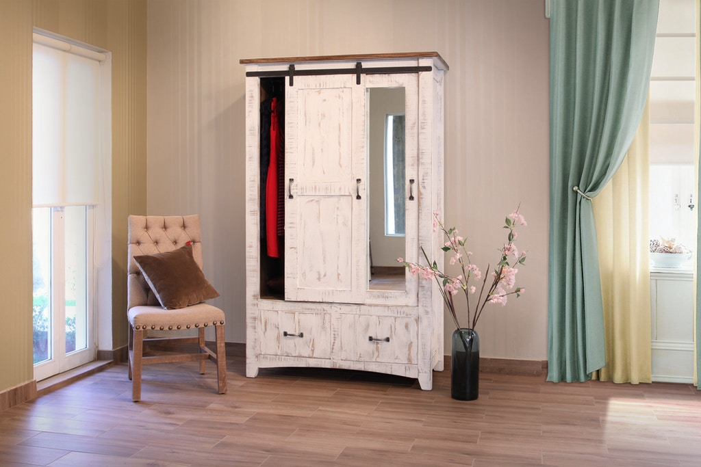 International Furniture Direct Bedroom Ifd360armoire