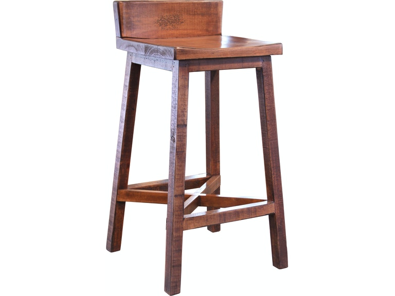 International Furniture Direct Bar And Game Room 30 Stool