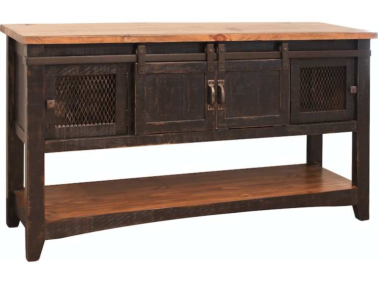 Living Room Sofa Table 2 Sliding Dr