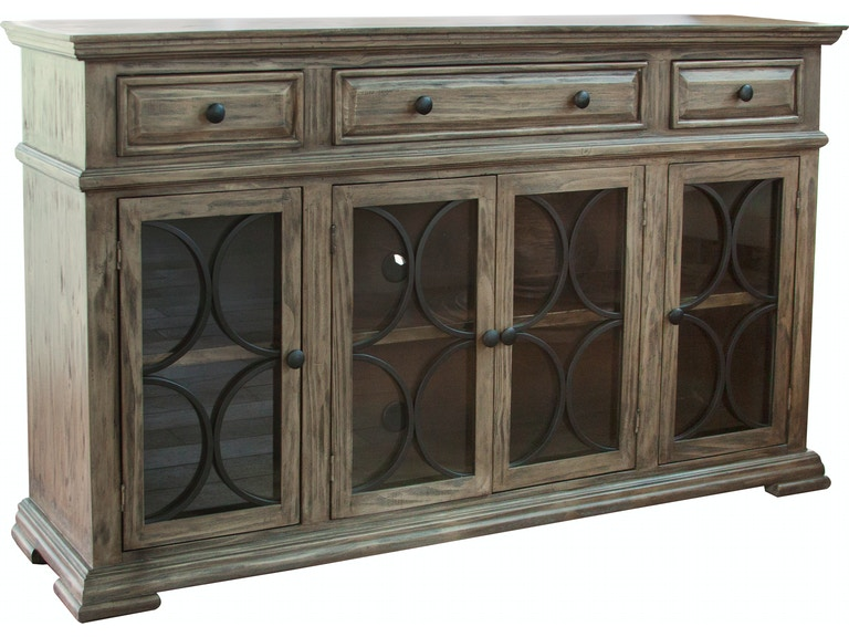 International Furniture Direct Living Room Console Ifd410cons