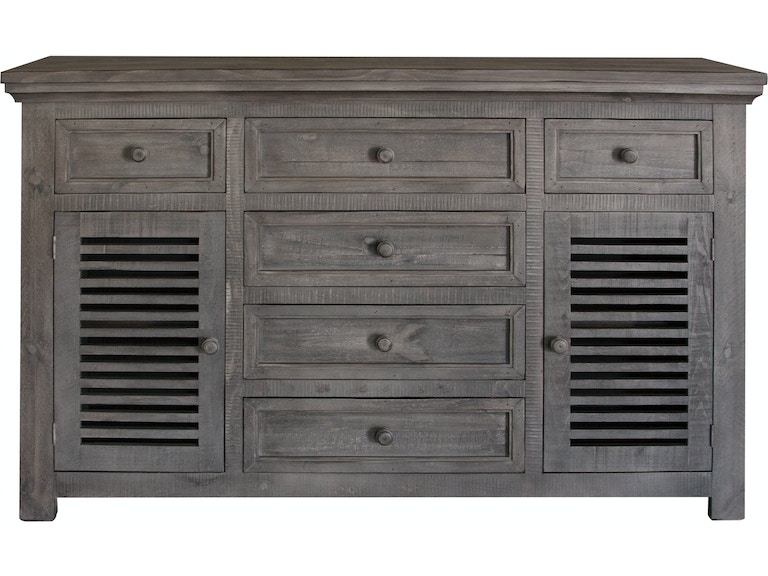 International Furniture Direct Dining Room Ifd469buffet At Love S Bedding And