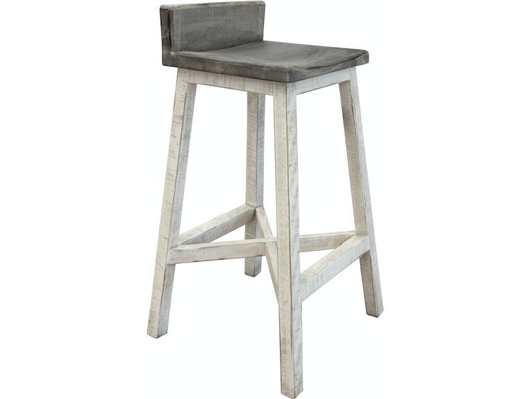 International Furniture Direct 30 Stool IFD470BS30