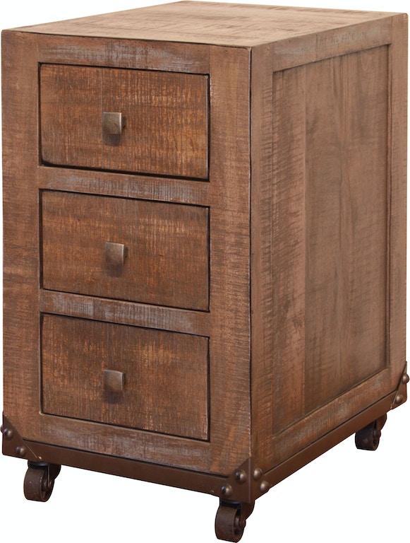 International Furniture Direct Home Office Storage Cabinet ...