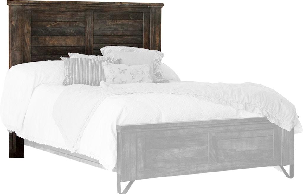 International Furniture Direct Bedroom 5/0 Headboard ...