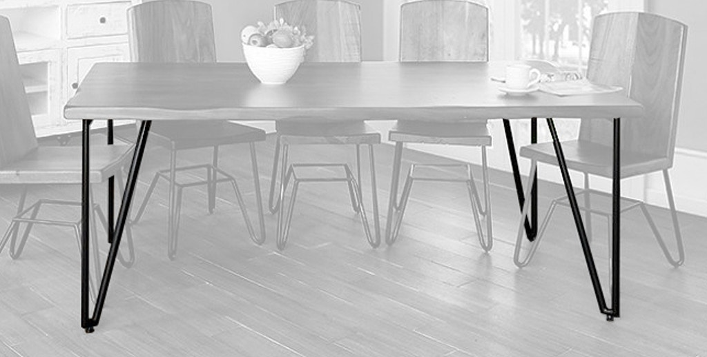 International Furniture Direct Dining Room Dining Table Base