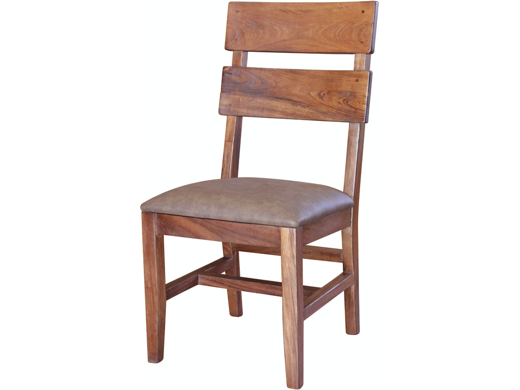 International furniture direct dining room chair with faux for Furniture direct