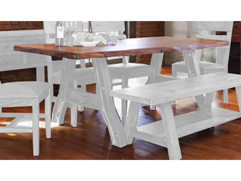 International Furniture Direct Dining Room Dining Table Top