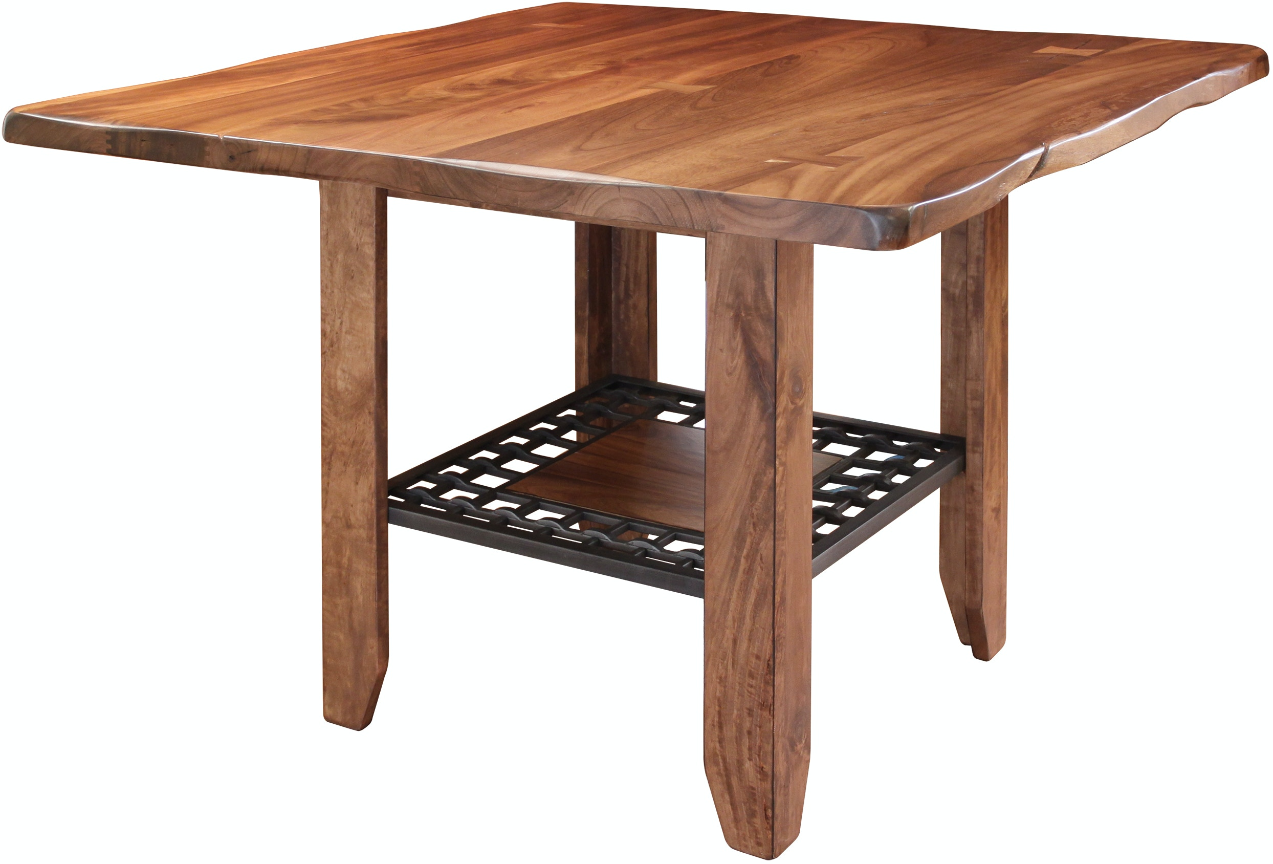 International Furniture Direct Counter Height Dining Table