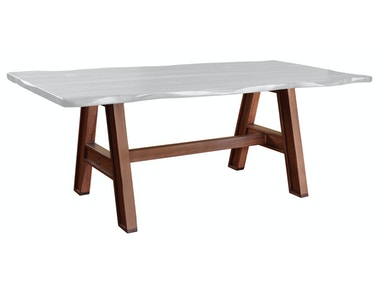 International Furniture Direct Wooden Base - KD System IFD868TABLE-B