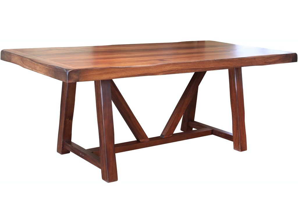 International furniture direct dining room wooden base kd for Direct furniture