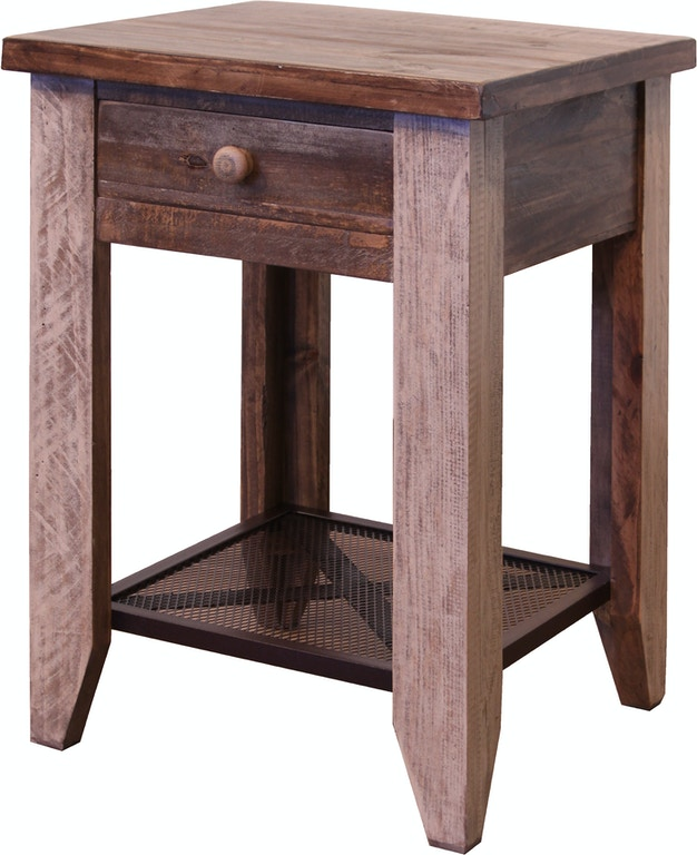 International Furniture Direct Living Room End Table