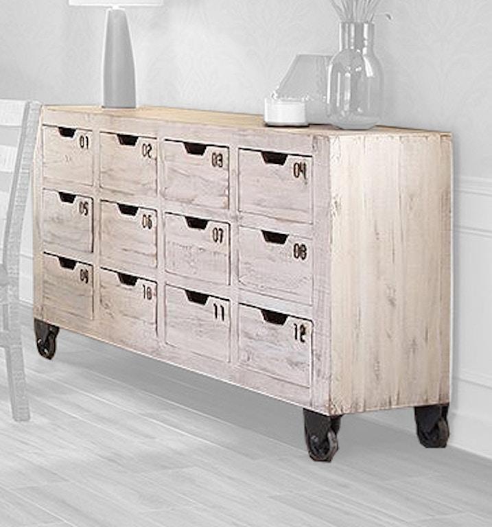 Direct Plus Furniture: International Furniture Direct Living Room Multi-drawer