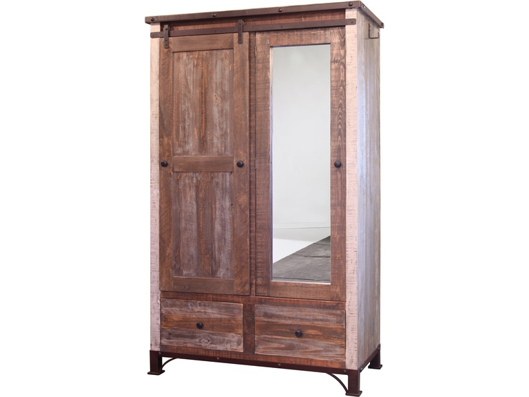 International Furniture Direct Bedroom Ifd966armoire Drury S Inc