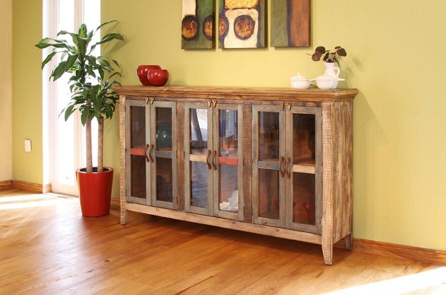 International Furniture Direct Living Room Multicolor