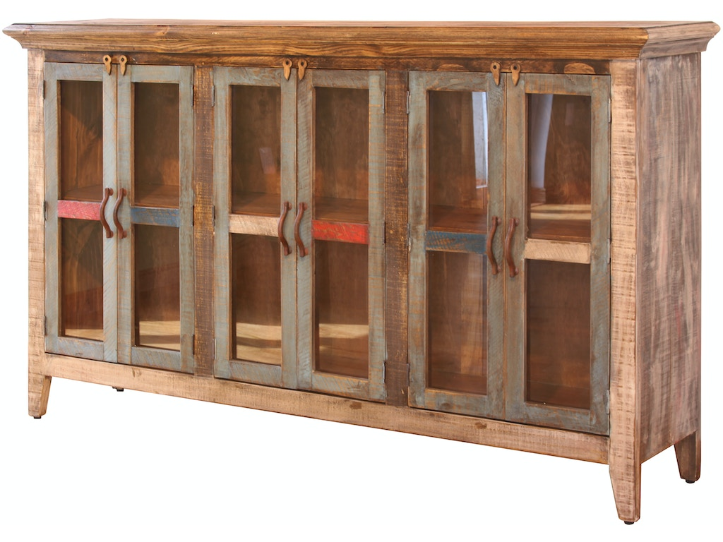 International furniture direct living room 73 console for Furniture direct