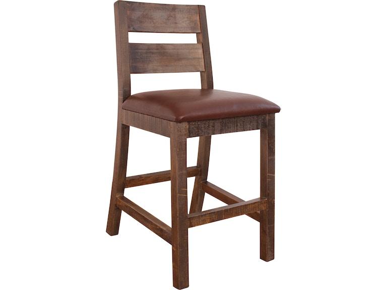International Furniture Direct 24 Chair Counter Stool IFD967BS24