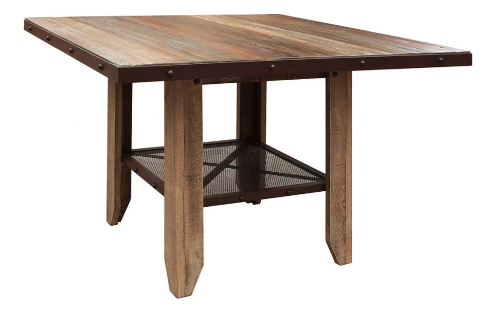 International Furniture Direct Counter Height Dining Table IFD967COUNT MC