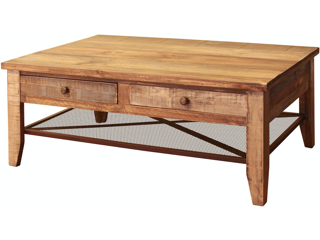 International furniture direct living room cocktail table for Cocktail table with 4 benches