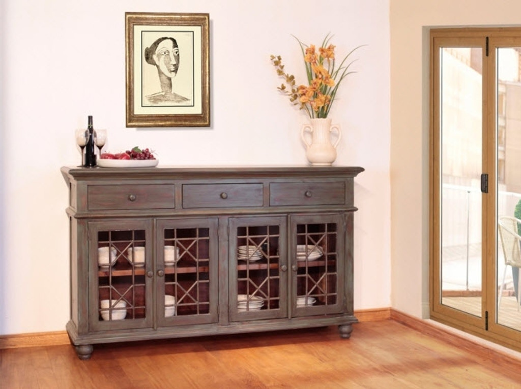 International Furniture Direct Living Room 70 Quot Console