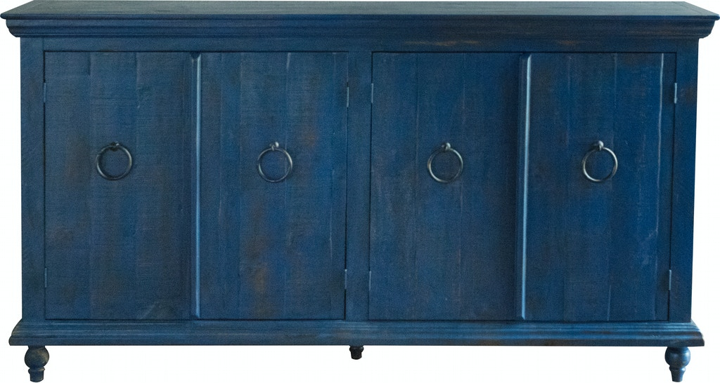 International Furniture Direct Living Room Console IFD990CONS BL At Aarons Fine