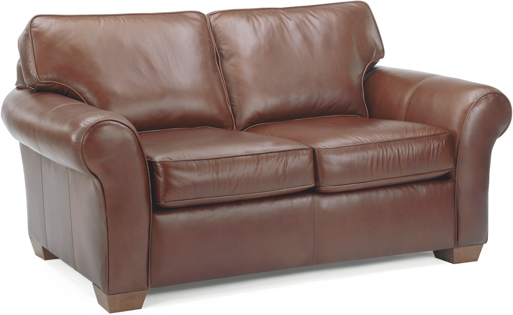 Phenomenal Flexsteel 3305 20 Leather Loveseat Interiors Home Camp Pdpeps Interior Chair Design Pdpepsorg