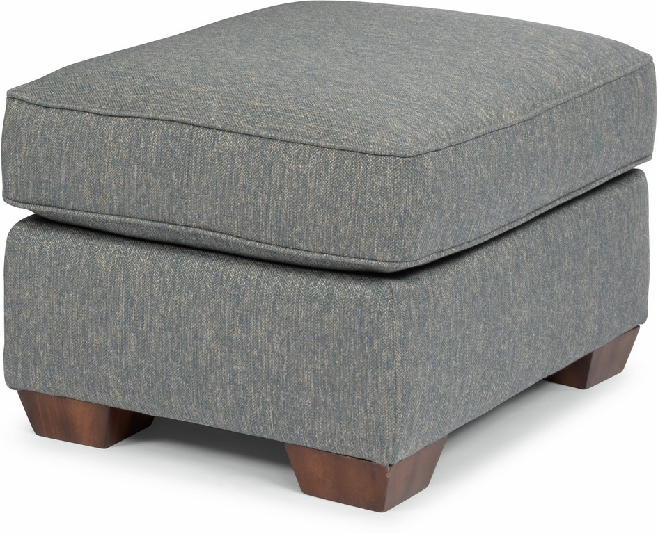 Super Flexsteel Living Room Fabric Ottoman 5988 08 Feceras Inzonedesignstudio Interior Chair Design Inzonedesignstudiocom