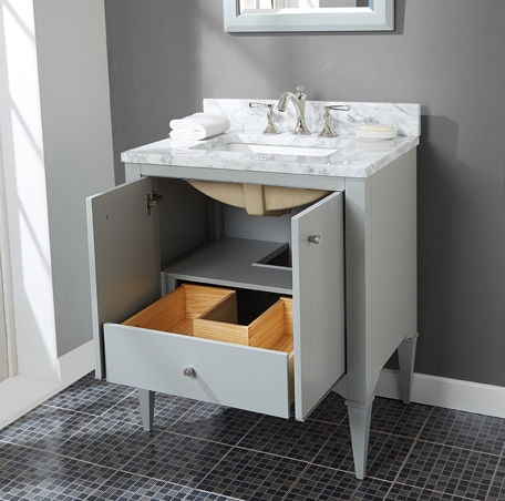 Fairmont Designs 30 Vanity 1510 V30A prev next