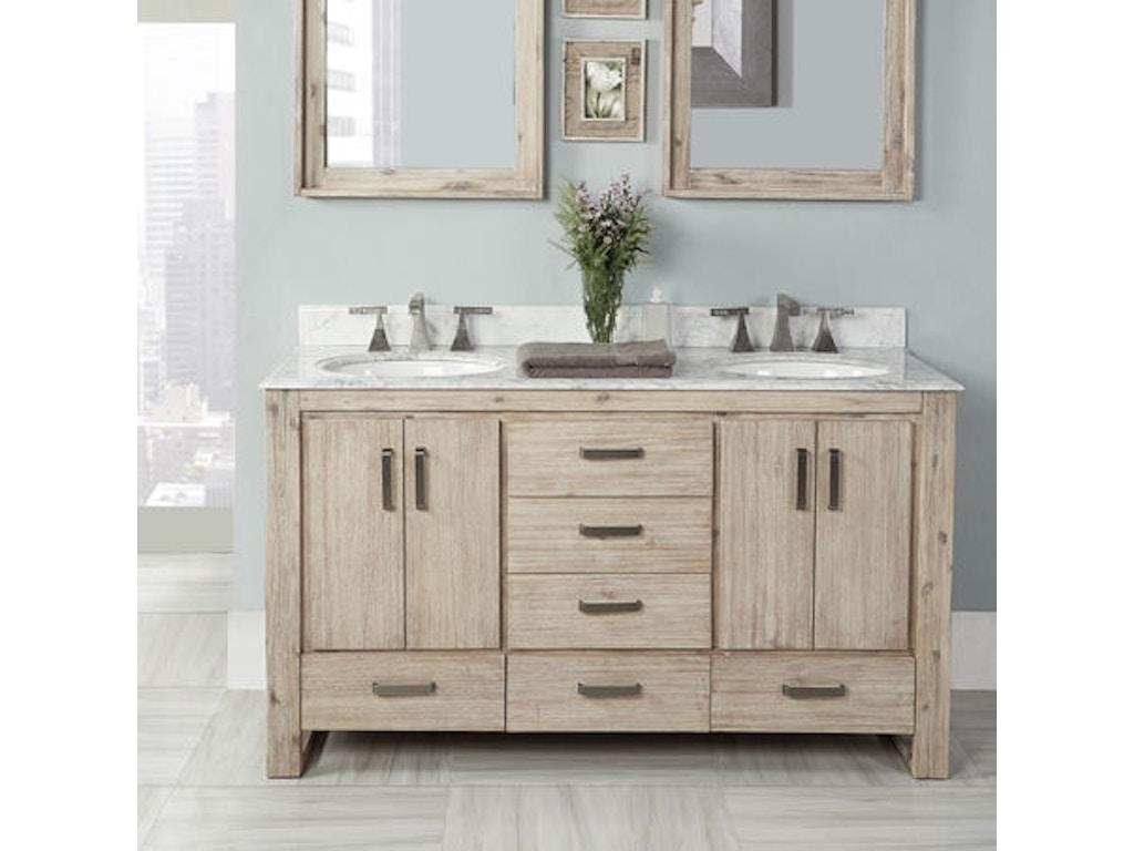 Fairmont Designs Bathroom 60\