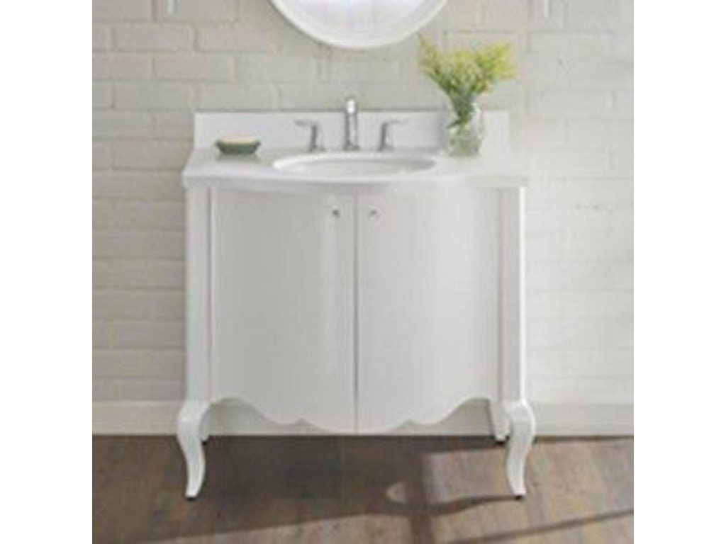 Fairmont Designs Bathroom 36 Inches Vanity 1532-V36 - Simply ...