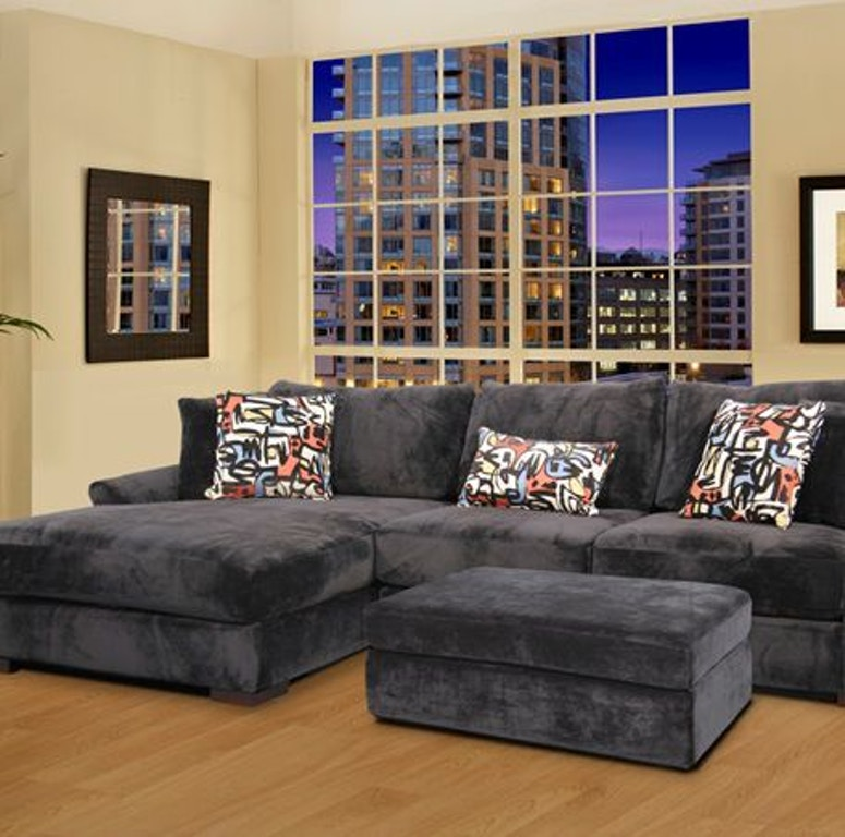 Fairmont Designs Living Room Atlanta Sectional D3801-SECT