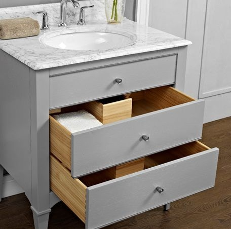 lovely Fairmont Vanity 30 Part - 13: Fairmont Designs 30 Inches Vanity 1510-V30