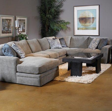 Fairmont Designs Palms Sectional D3698 SECT