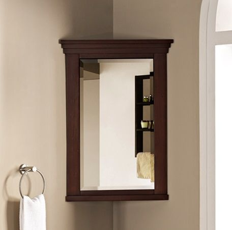 Charmant Fairmont Designs 21 Inches Corner Medicine Cabinet 1513 CMC21