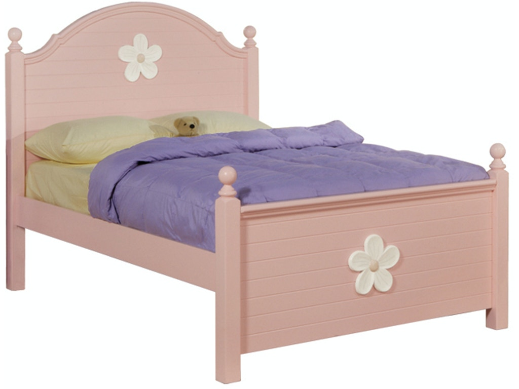 Acme Furniture Youth Floresville Twin Bed 00735t Aaron S