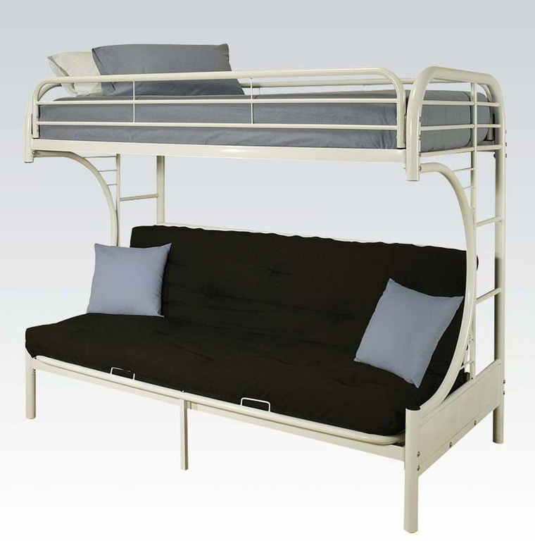 Astonishing Twin Over Full Futon Bunk Bed Onthecornerstone Fun Painted Chair Ideas Images Onthecornerstoneorg