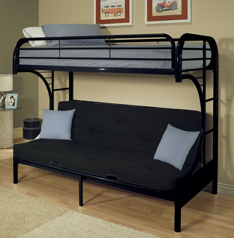 Excellent Eclipse Twin Xl Over Queen Futon Bunk Bed Onthecornerstone Fun Painted Chair Ideas Images Onthecornerstoneorg