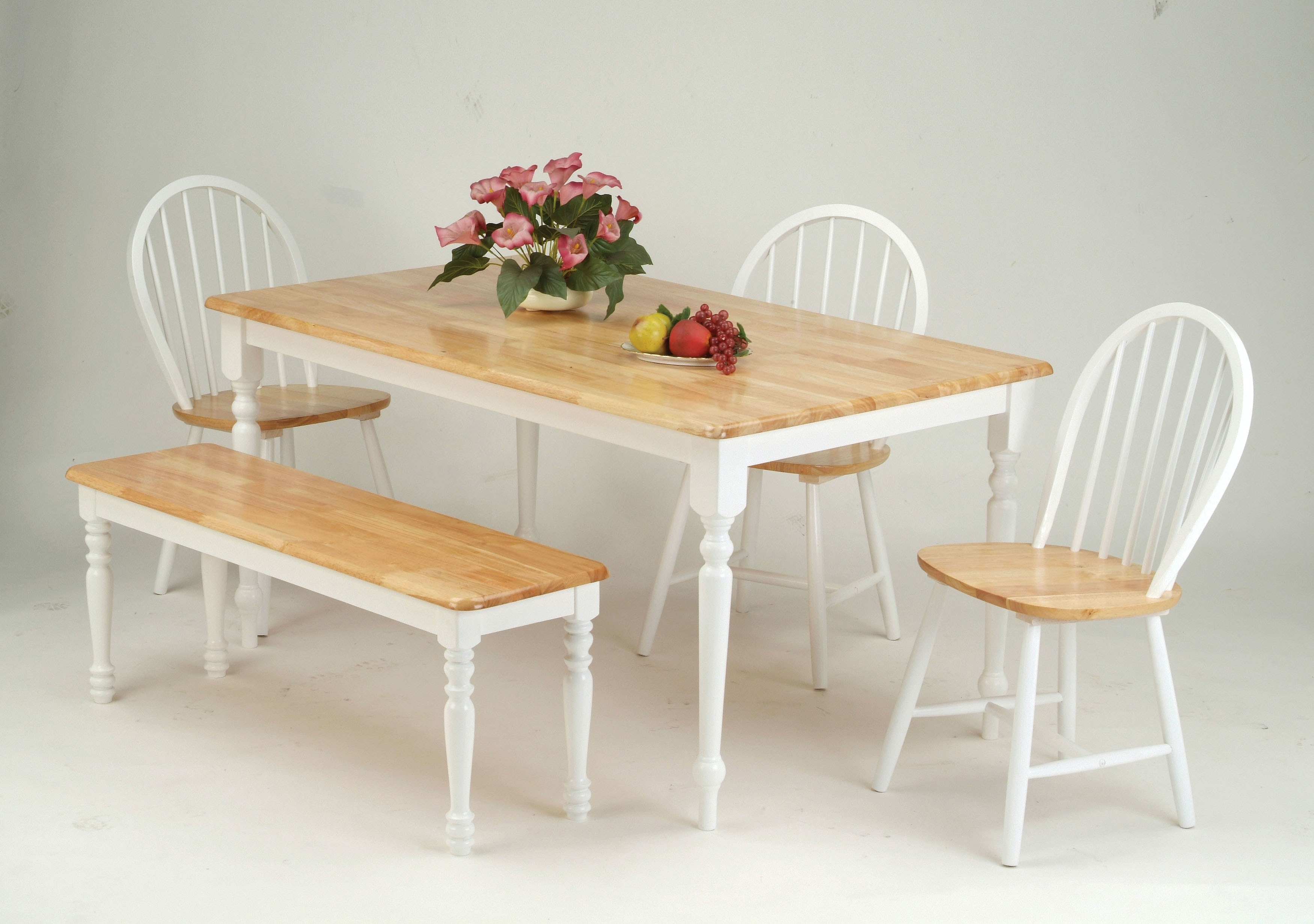 Acme Furniture Farmhouse Dining Table 02247NW