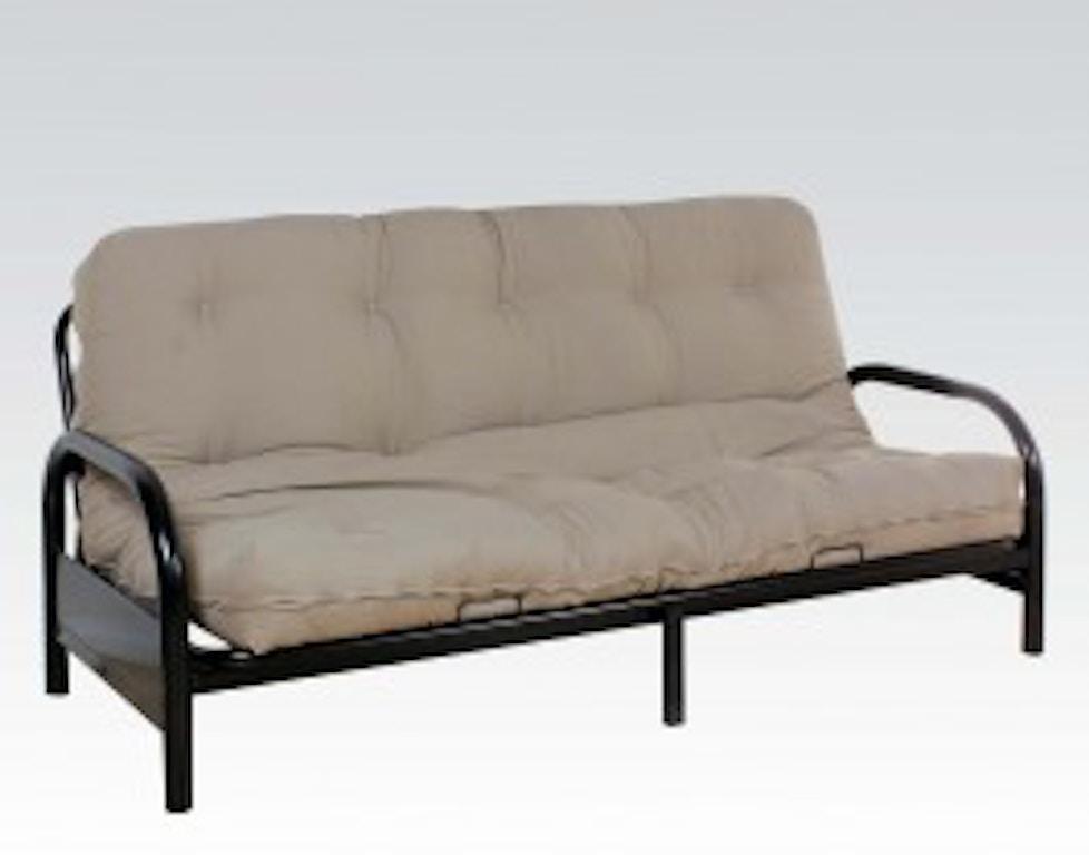 Acme Furniture Living Room Futon