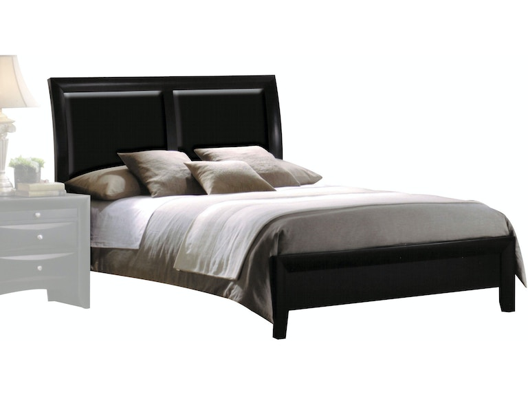 Acme Furniture Bedroom Ireland I California King Bed 04151CK - Hi ...