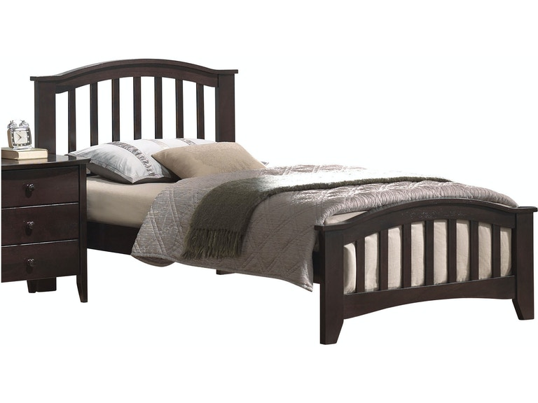 Swell San Marino Twin Bed Machost Co Dining Chair Design Ideas Machostcouk