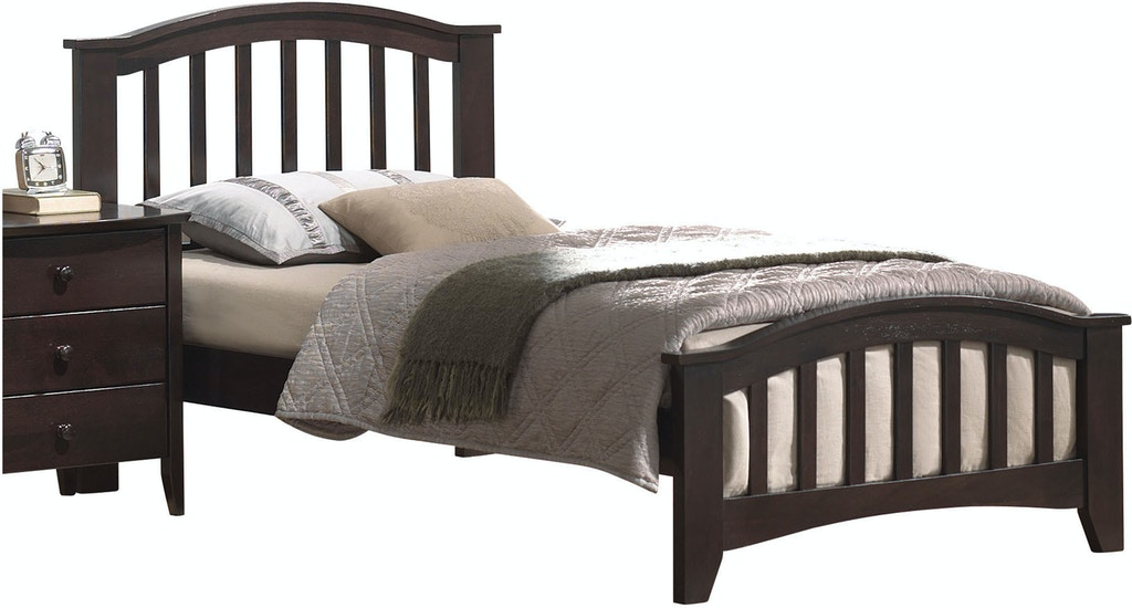Acme San Marino Twin Bed