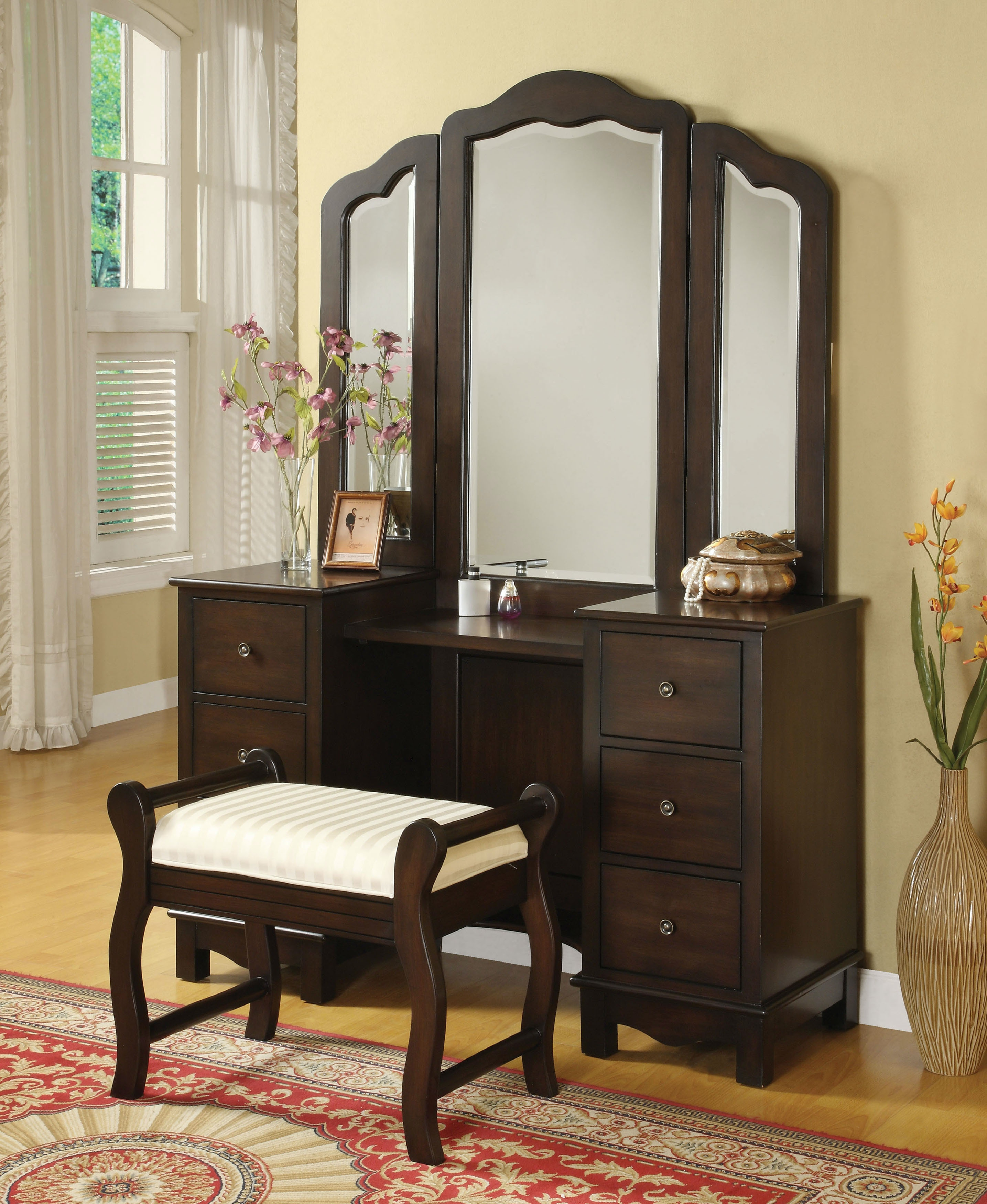 Genial Acme Furniture Annapolis Vanity Mirror 06553