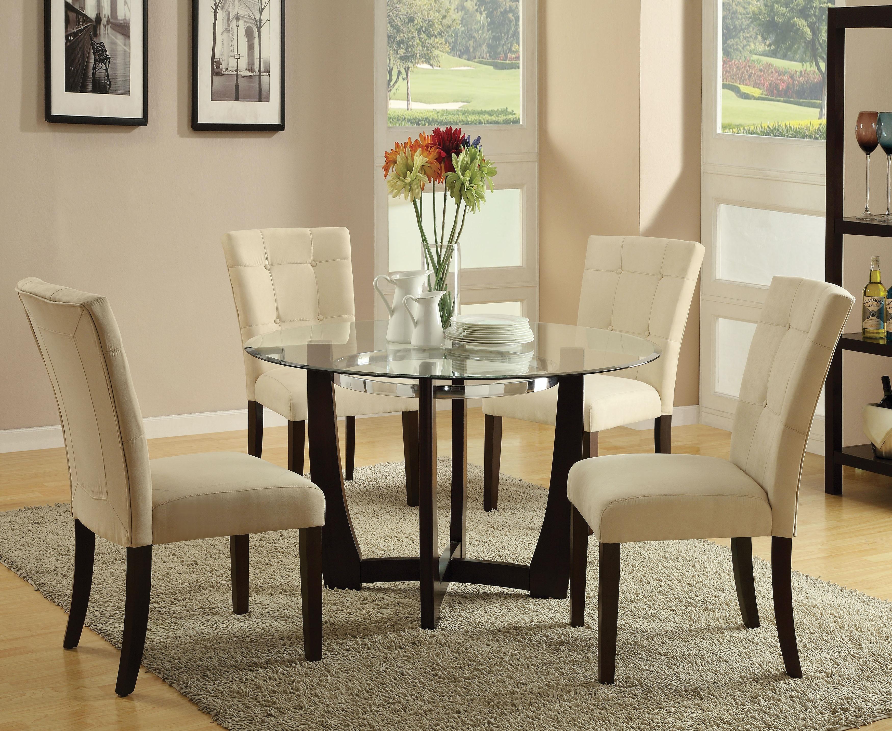 Acme Furniture Baldwin Dining Table 07815