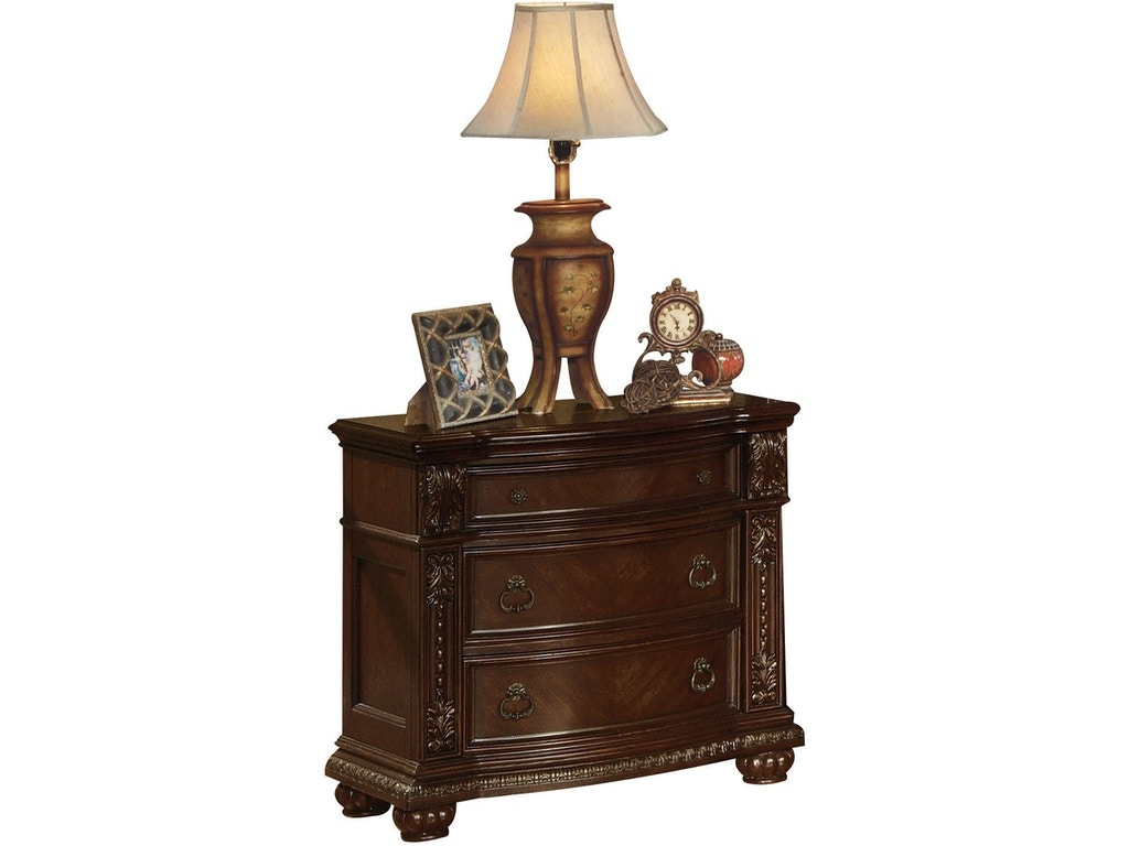 Acme Furniture Bedroom Anondale Nightstand 10313 - Furniture Plus ...