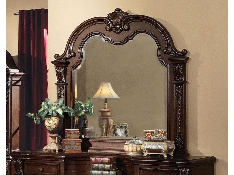 Acme Furniture Accessories Anondale Mirror Fulton Stores